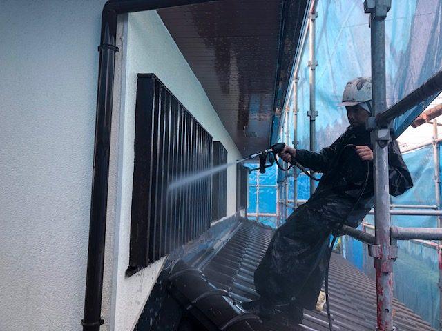 外壁塗装工程01